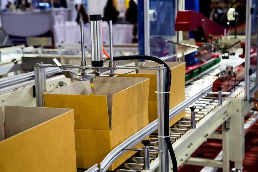 packaging equipment fabrication