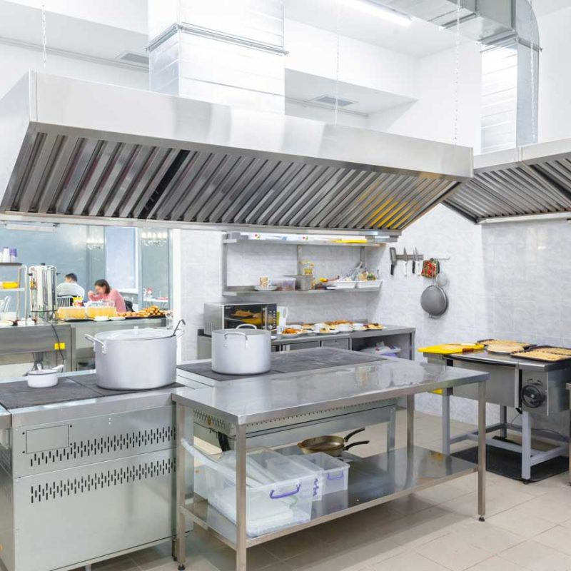 food service fabrication