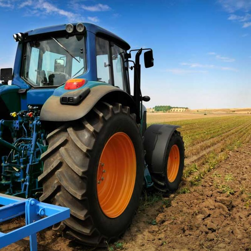 agricultural fabrication