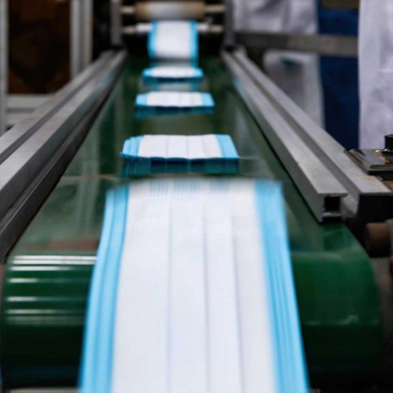 product handling fabrication